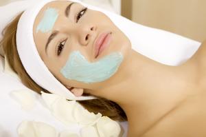 Приготовление маски для сухой кожи