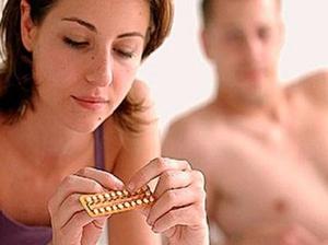 Таблетки противозачаточные