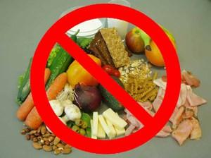 Диета и правильное питание очень важны при дерматите.