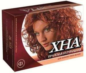 Хна для волос и головы помогает также избавиться от прыщей.
