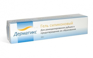 Гель Дерматикс - удобное средство против шрамов, рубцов, воспалений.