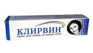 Крем Клирвин поможет избавиться от растяжек, рубцов и шрамов.