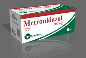 Инструкция по применению Метронидазола в таблетках