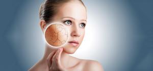 Как увлажнить сухую кожу лица