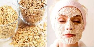 Овсяная маска для кожи лица