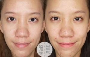 Борное мыло невская косметика до и после