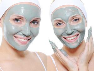 Маска для лица от жирной кожи в домашних условиях